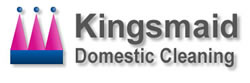 Kingsmaid Domestic Cleaners logo