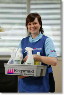 Our cleaning teams are fully vetted and they will arrive at your property in uniform